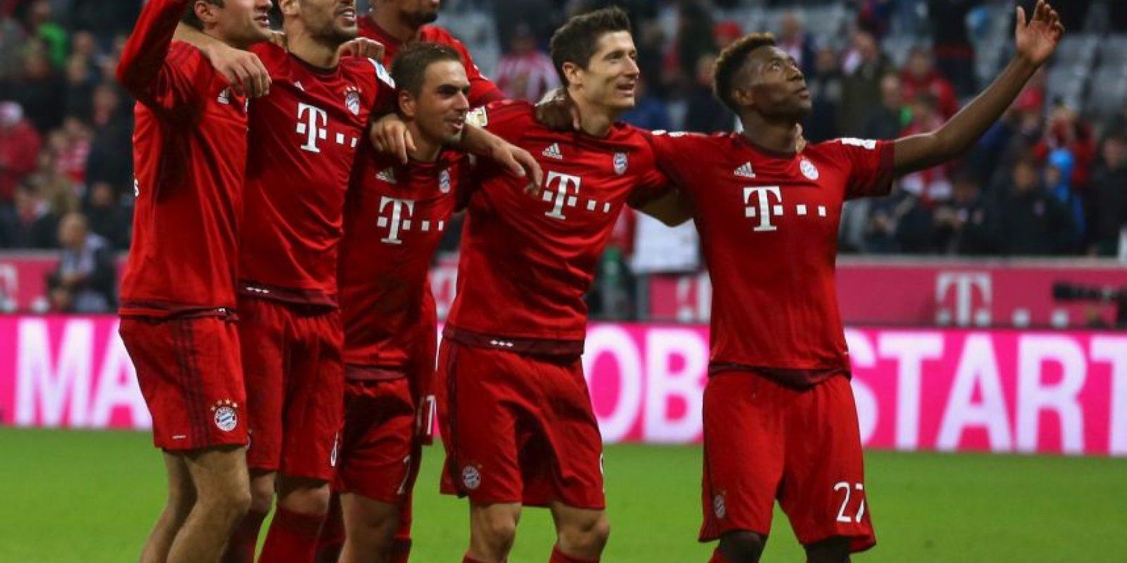 Y en siete partidos anotó dos goles o más Foto:Getty Images