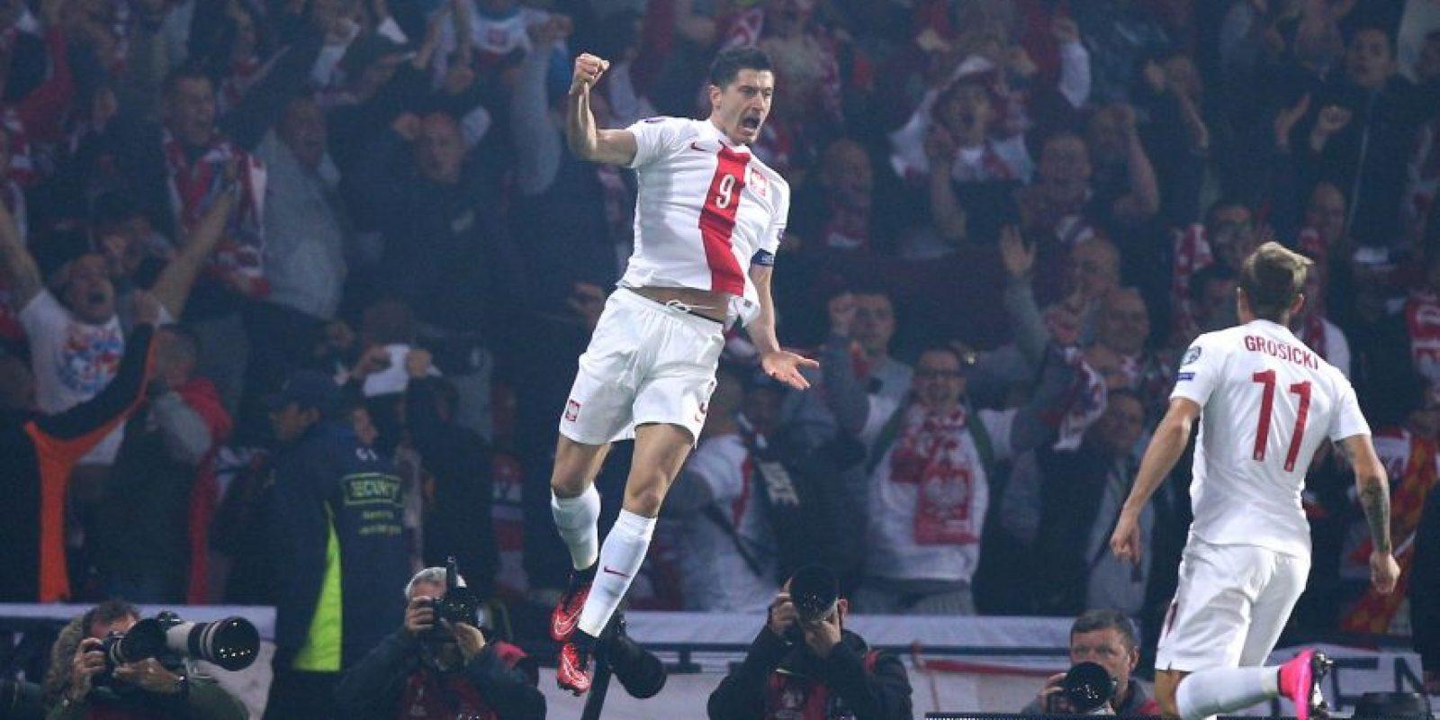 Mantuvo con vida a su selección rumbo a la Euro 2016 Foto:Getty Images