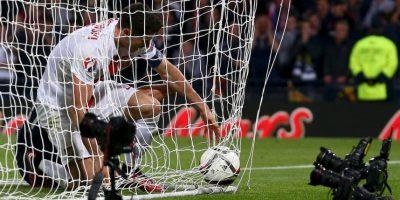Está a un partido de liderar a su selección a la Euro 2016 Foto:Getty Images