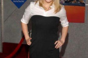 Luego actuó al lado de Hilary Swank. Foto:vía Getty Images