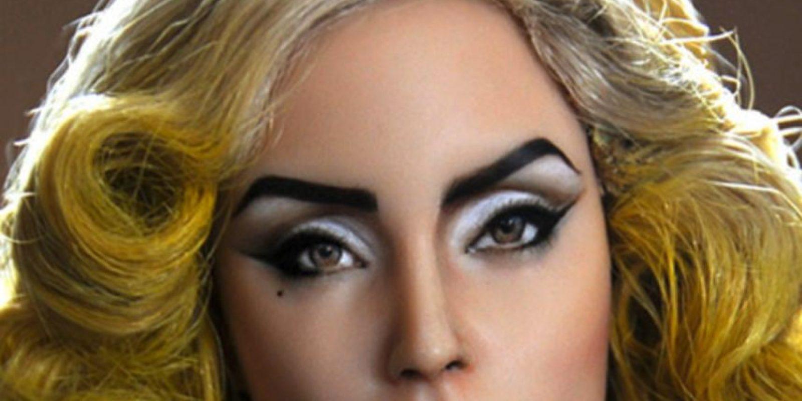 Lady Gaga Foto:vía NoelCruz