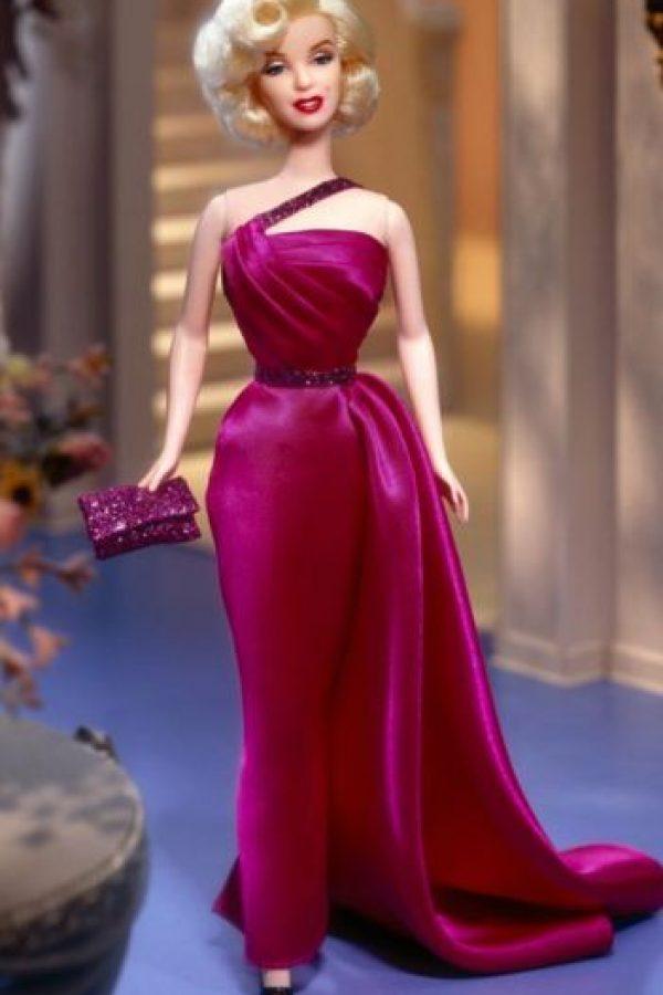 Marilyn Monroe Foto:vía Mattel
