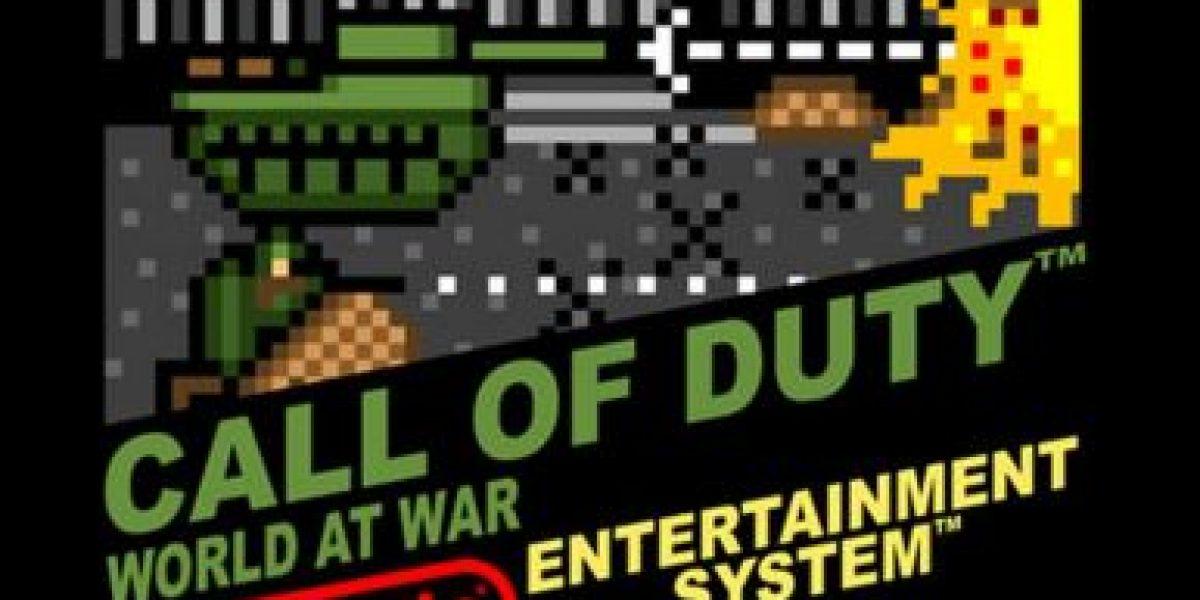 Fotos: Así serían las portadas de los videojuegos actuales para NES de Nintendo