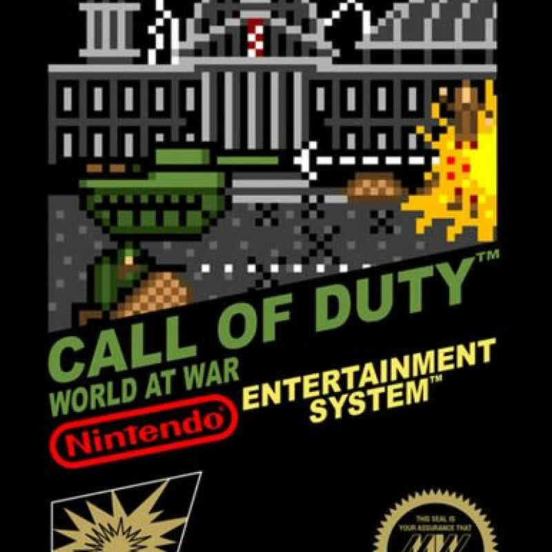 """""""Call of Duty"""" (Shooter) Foto:The Minus World"""