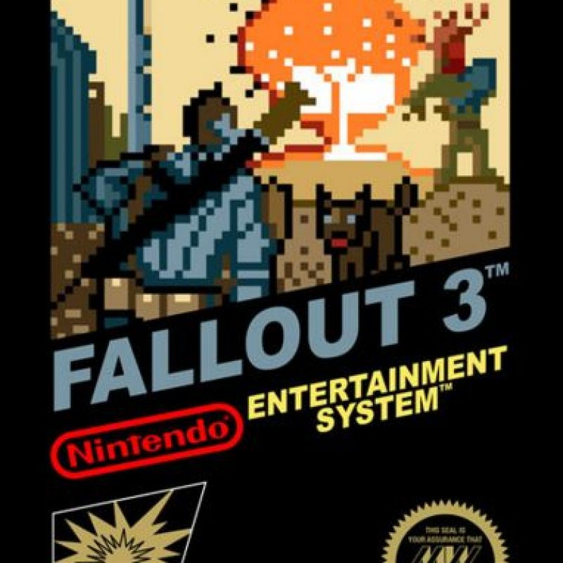 """FallOut 3"" (Aventura/Shooter) Foto:The Minus World"