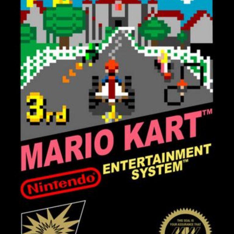 """Mario Kart"" (Carreras) Foto:The Minus World"