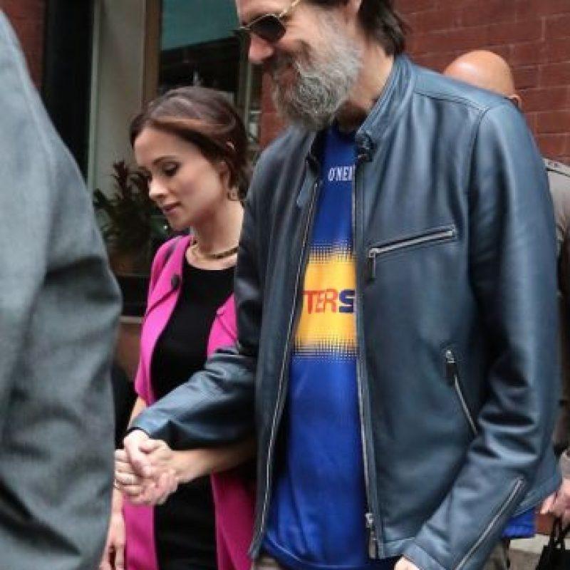 La pareja se conoció en 2012 y luego de varias rupturas, habían retomado su relación en mayo de este año. Foto:The Grosby Group
