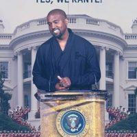 West es un simpatizante del Partido Republicano Foto:vía twitter.com