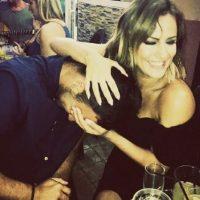 Pero los medios descubrieron su amistad y tuvieron que alejarse, según indica Caroline. Foto:vía instagram.com/carolineflack