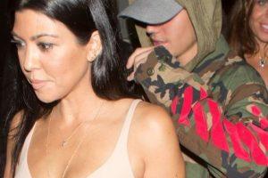 El canadiense conoce a la familia Kardashian desde 2013. Foto:The Grosby Group