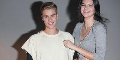 En la actualidad, Bieber se ha hecho muy cercano a Kendall Jenner. Foto:Getty Images