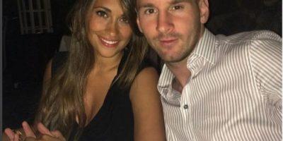 Esposa de Messi revela como es el astro un domingo sin Liga