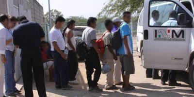 Rescatan a migrantes guatemaltecos en el norte de México