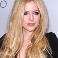 2. La supuesta muerte de la cantante canadiense Avril Lavigne Foto: Getty Images