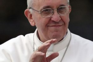 1.Papa Francisco no realizó un truco de magia Foto:Getty Images