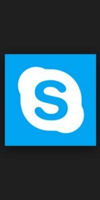 La interfaz de esta app para móviles destaca la adaptación de diseño para las versiones de Windows Phone, iOS y Android Foto:Skype