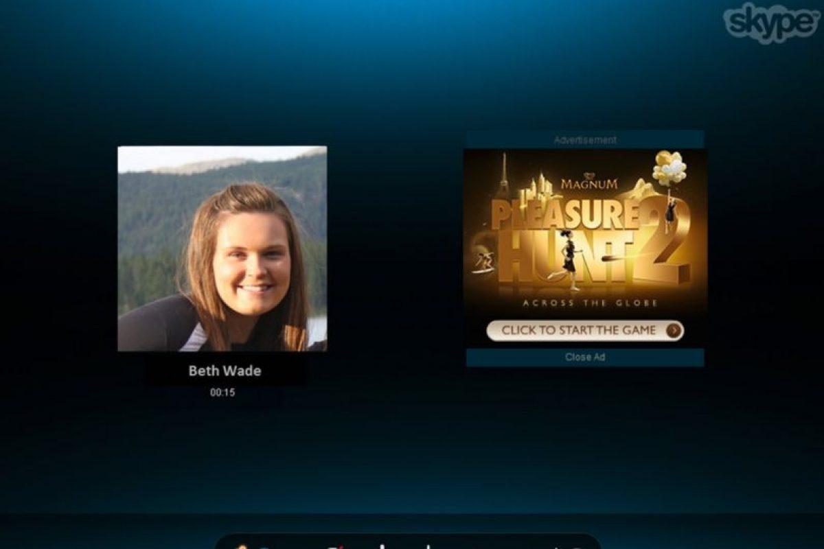 Mejora en la búsqueda de mensajes no leídos Foto:Skype