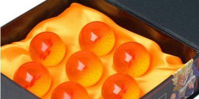 Su color siempre es naranja cristalino (salvo cuando están saturadas de energía negativa) Foto:Linio/Bandai