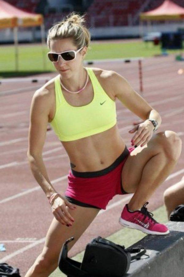 En 2008 se casó con el tenista Lukas Rosol Foto:Vía facebook.com/denisa.rosolova
