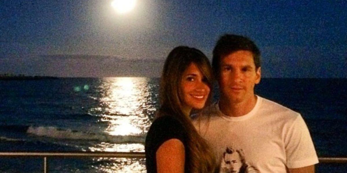 Fotos: Así descansa Lionel Messi las tardes de domingo