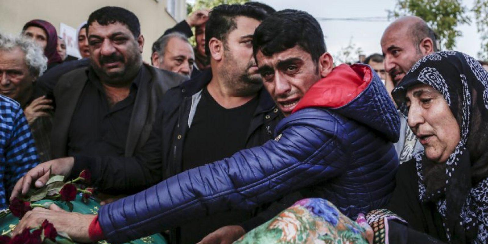 Existen distintos sospechosos, pero el gobierno turco cree con certeza que los autores están ligados a Estado Islámico. Foto:AFP