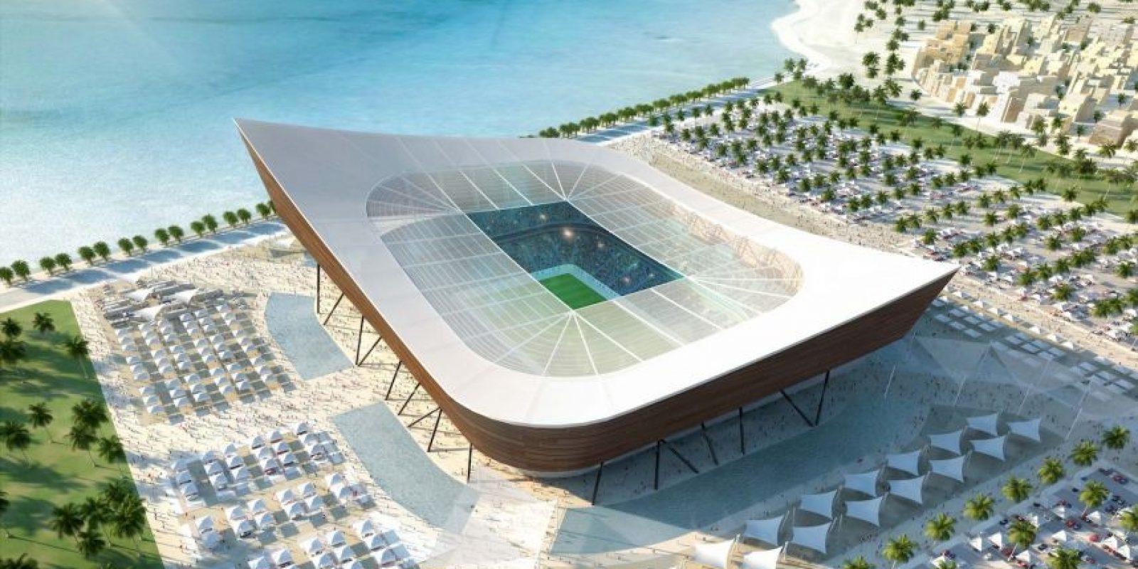 Sin embargo, un reporte del gobierno de Qatar, publicado por The Washington Post, menciona que solo han muerto 964 personas, que son migrantes y que no tienen relación con la construcción de estadios Foto:Getty Images