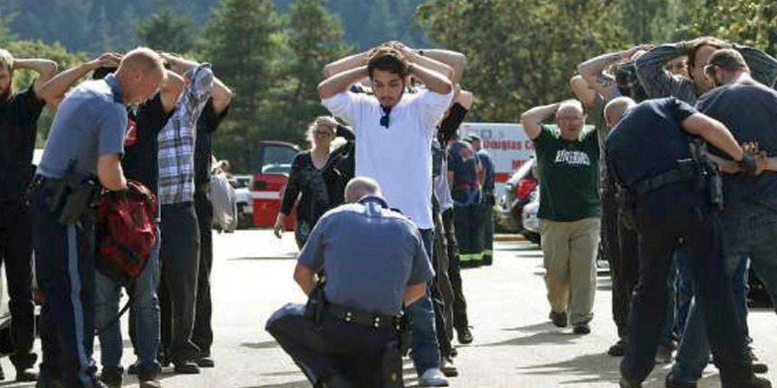 """En lo que va de este año se han registrado 52 tiroteos en escuelas de Estados Unidos, dejando a 30 personas muertas y 53 heridos, de acuerdo con la revista estadounidense """"Slate"""". Foto:AP"""