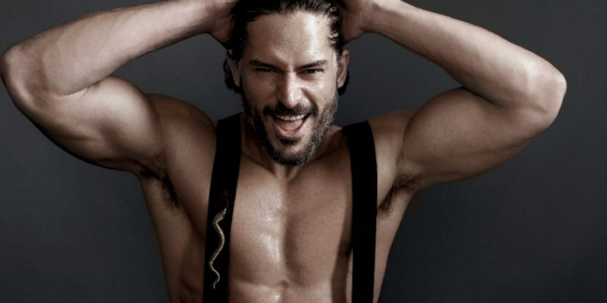 30 fotos más sexy de Joe Manganiello
