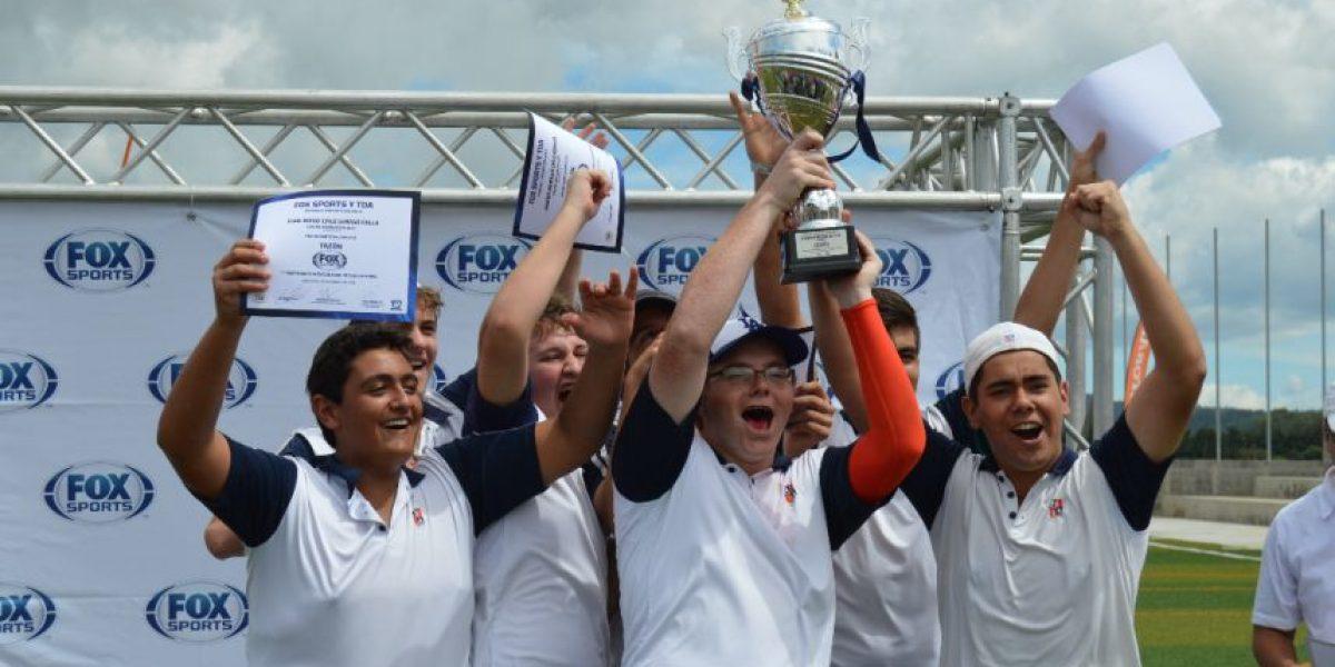 Solalto se consagra doble campeón en el Tazón Fox Sports