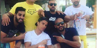 """¡Cristiano Ronaldo se """"casó"""" con un luchador de kickboxing!"""