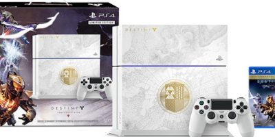 Por el momento, para el pack Limited Edition Destiny: The Taken King PS4 Bundle Announced, Includes Actual Artwork on PS4 Limited Edition Destiny: The Taken King PS4 no fueron anunciadas rebajas. Foto: Sony