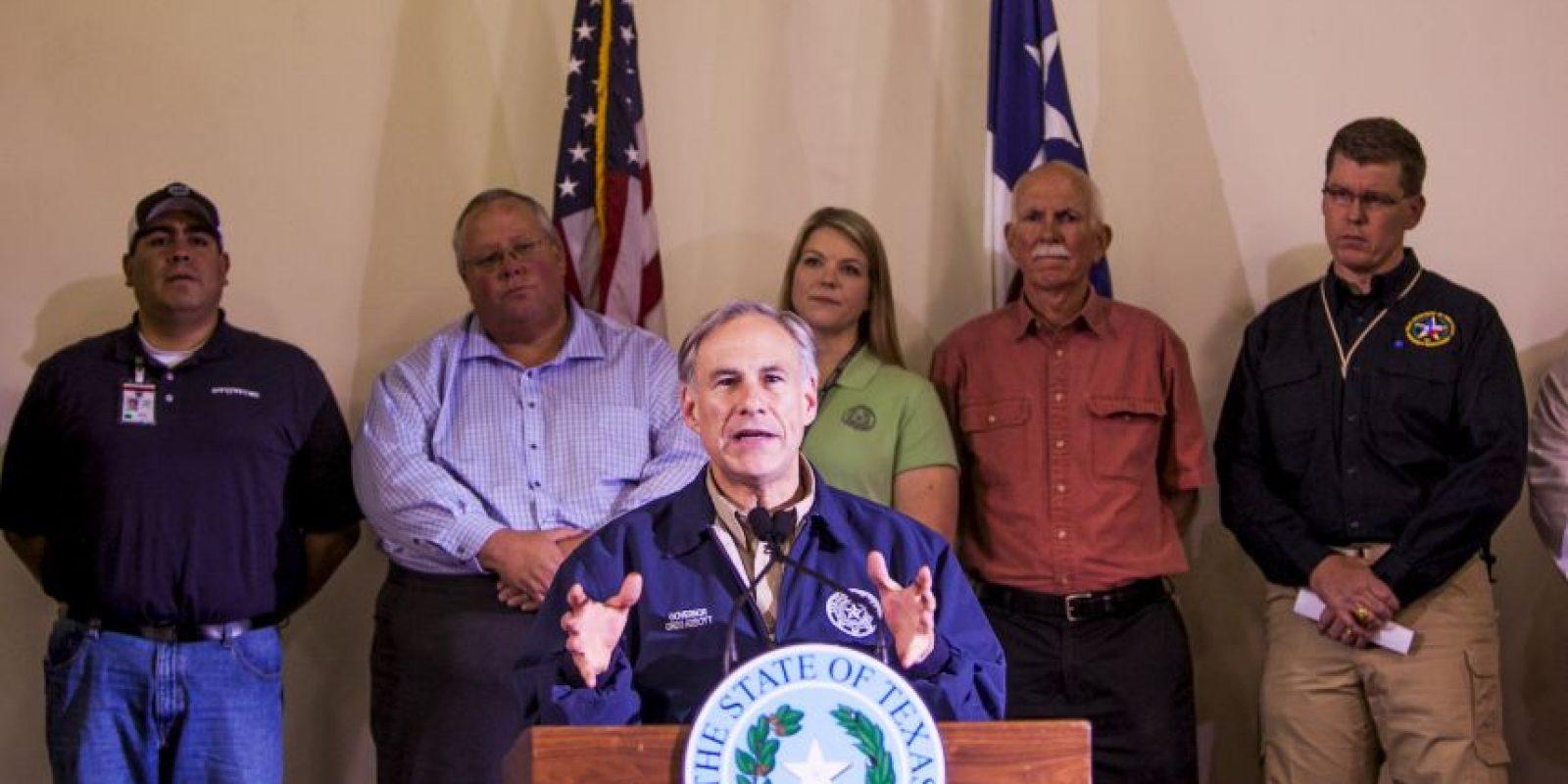 Iniciativa propuesta por el gobernador de Texas, Greg Abbott, permitirá portar armas dentro de los campus universitarios. Foto:Getty Images