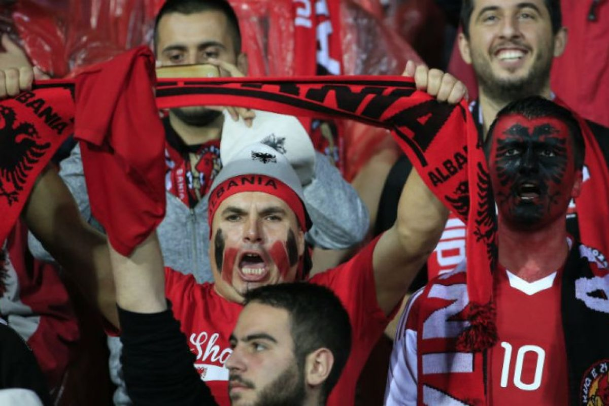 1. Albania Foto:Getty Images