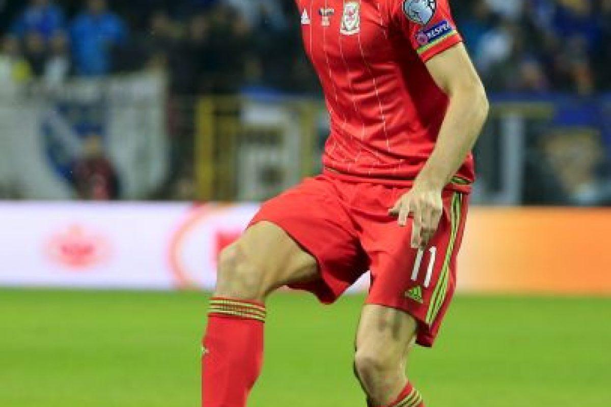 Liderados por Gareth Bale también disputarán su primera Euro. Su única participación en un torneo internacional se remite al Mundial de Suecia 1958 Foto:Getty Images