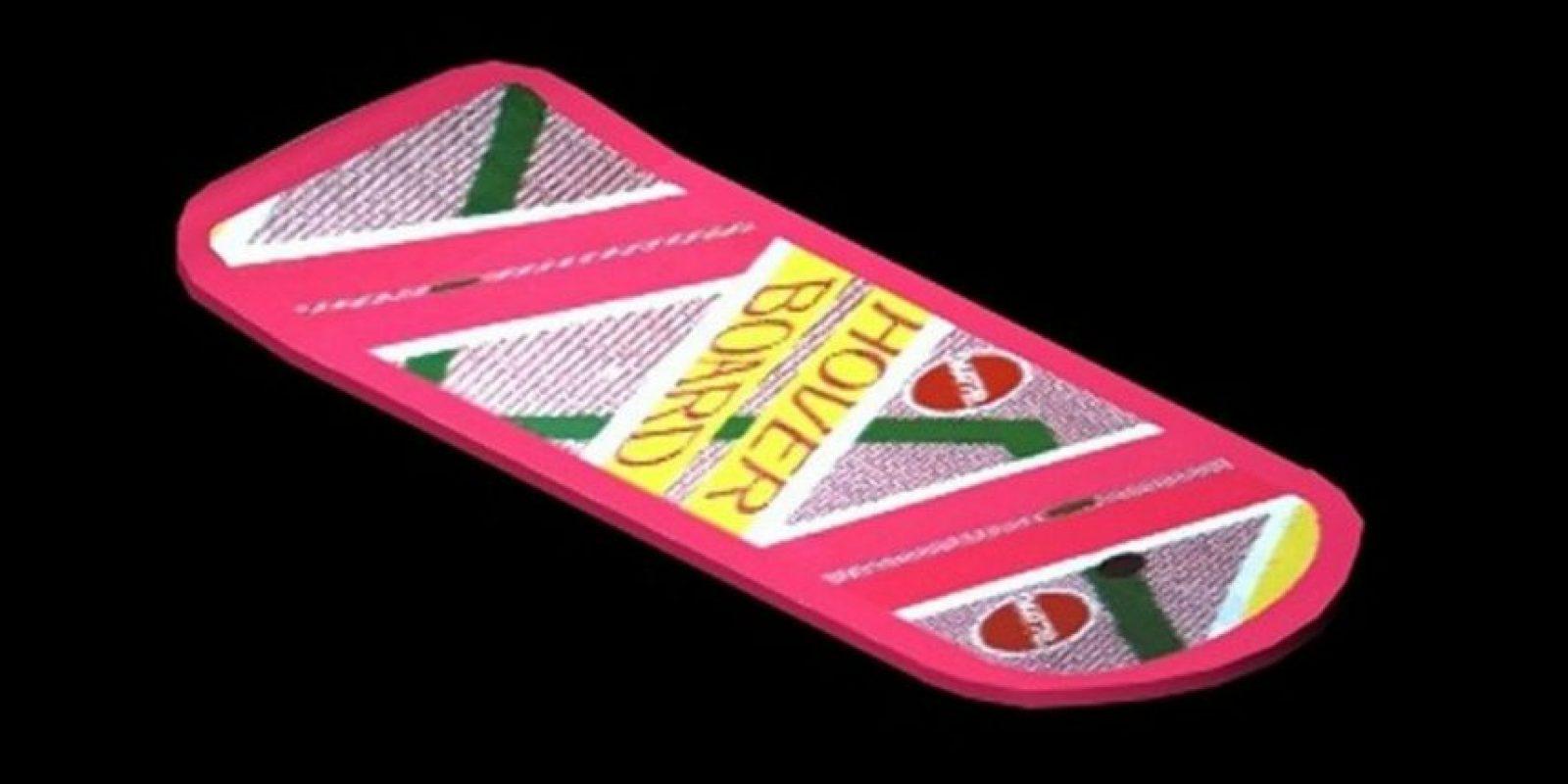 Dicen que las tablas deslizadoras no son seguras. Foto:Mattel