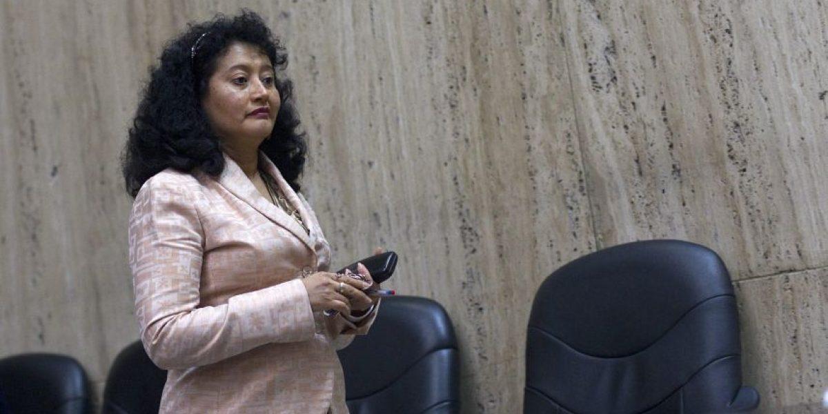 Jueza Barrios y exfiscal Paz y Paz serán premiadas por su coraje, verdad y justicia