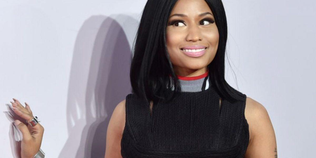 FOTOS. El atuendo de Nicki Minaj que la dejó expuesta de todos los ángulos