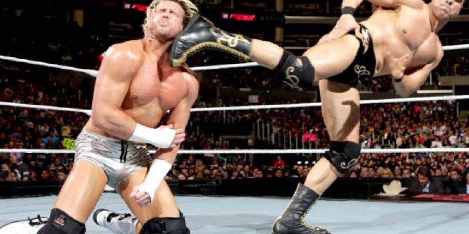 Peleó en la WWE de 2010 a 2014 Foto:WWE