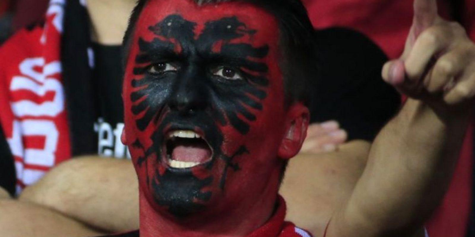 Jugará la primera Eurocopa de su historia. Foto:Getty Images
