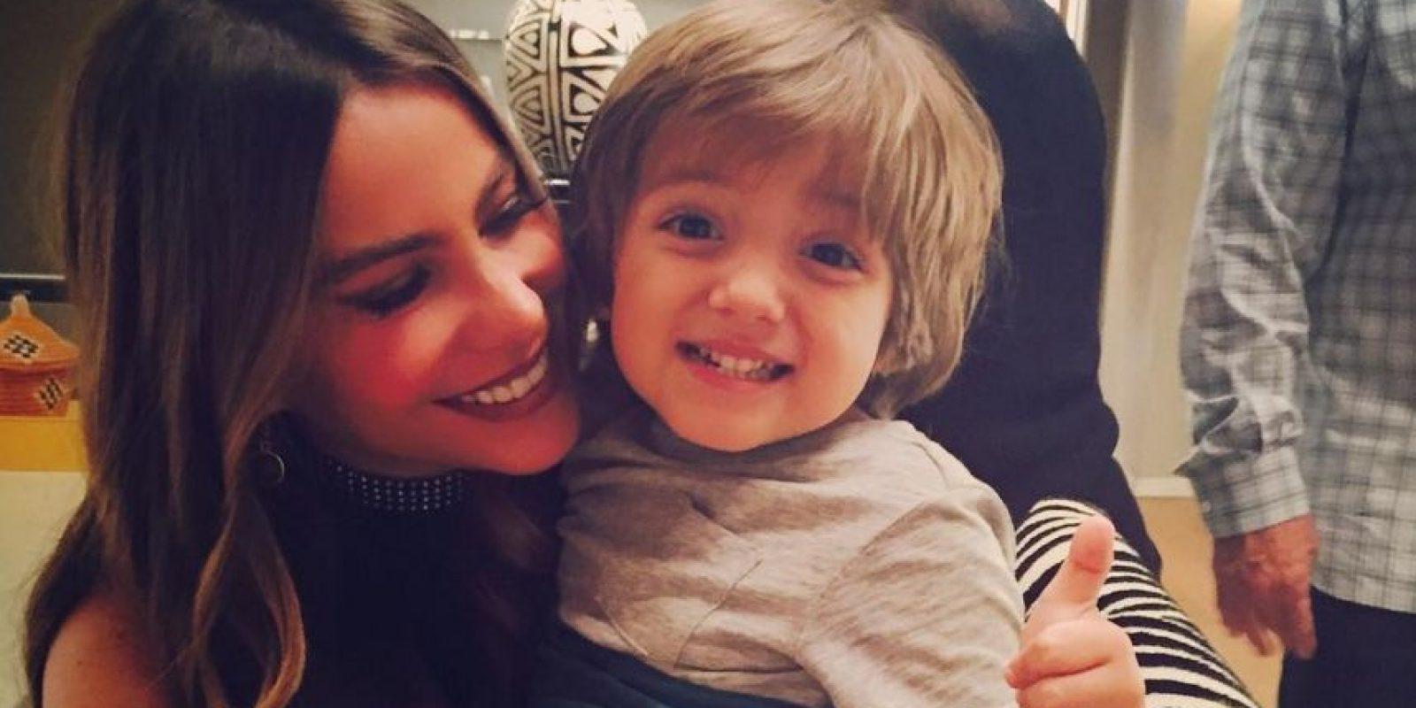 """Es parte del elenco de """"Modern Family"""" Foto:Vía instagram.com/sofiavergara/"""