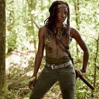 """Hoy es """"Michonne"""" Foto:AMC"""