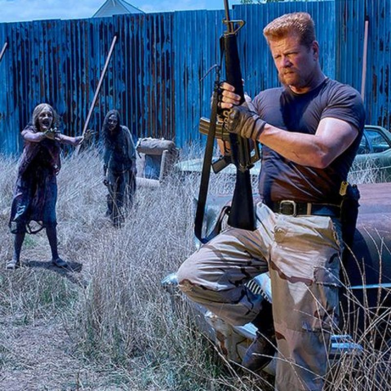 "Interpreta a ""Abraham Ford"" Foto: AMC"