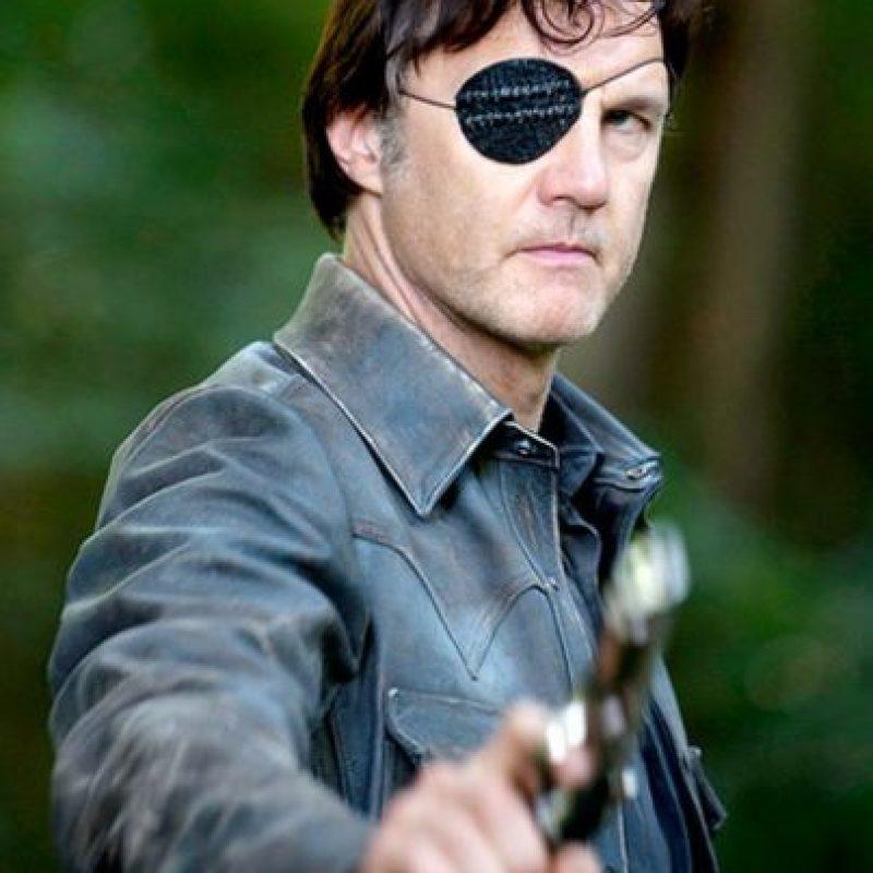 """Interpretó a """"El Gobernador"""" Foto:AMC"""