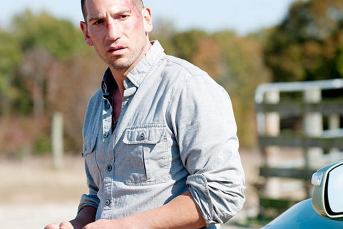 "Interpretó a ""Shane Walsh"" Foto: AMC"