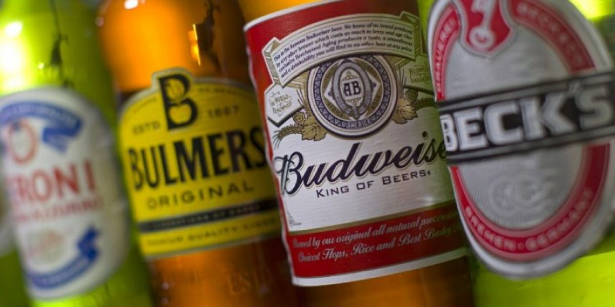 Gigantes cerveceros se unen y representan la tercera fusión más importante del mundo
