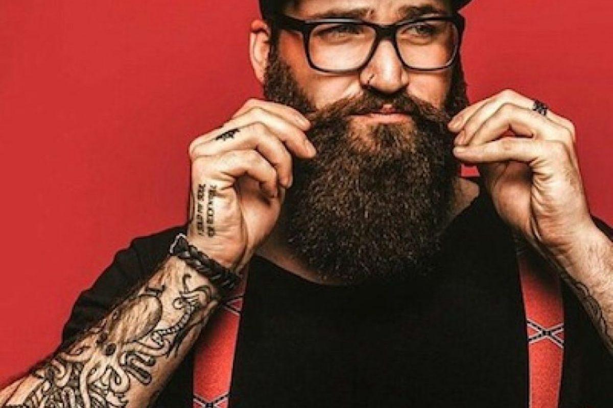 De acuerdo a su sitio web, la misión de la organización es reunir a los fans de las barbas Foto:Instagram.com/BeardedVillains