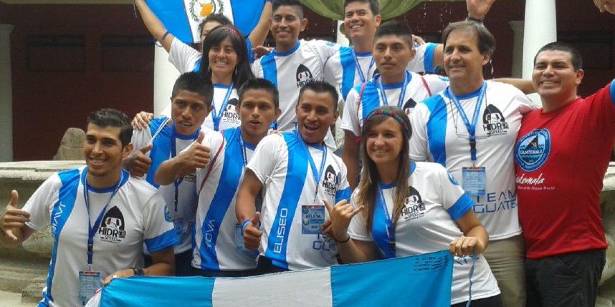 Doce guatemaltecos competirán en el Mundial de Riverboarding