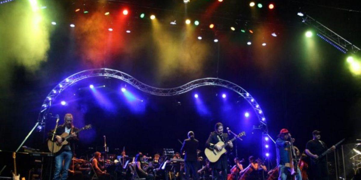 CONCIERTO. Escucha las melodías de Alux Nahual y otras bandas nacionales, en jazz