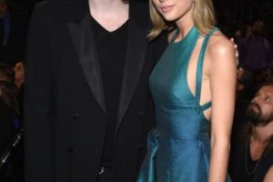 Taylor y Hozier Foto:Getty Images