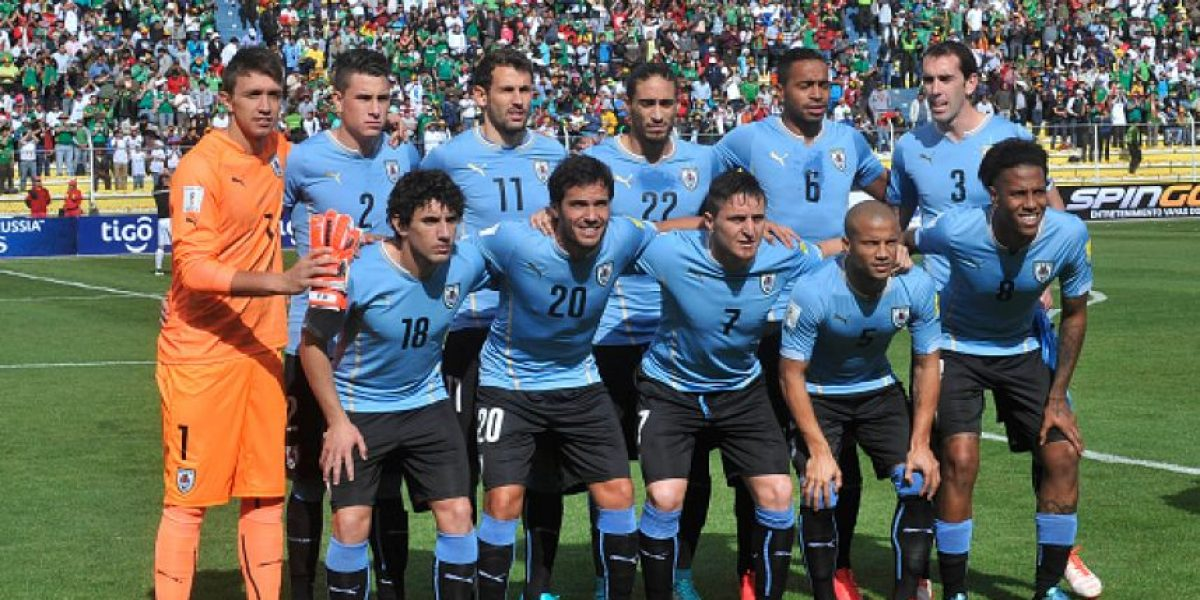 EN VIVO Eliminatoria Conmebol: Uruguay vs. Colombia